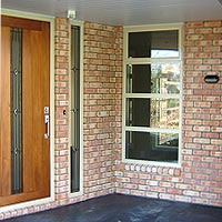 11CB-16 - cobble brick house - New Zealand