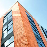 1SF-16 - smoothface facing brick building exterior - KL, Malaysia