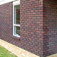 1TB-43ATQ1 - antique brick house - New Zealand