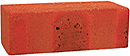 Cottage Style Super Red Color Smooth Face Clay Brick