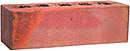 Lavender Color Smooth Face Brick with Sunset Clinker Shade