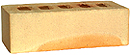Golden Cream Color Smoothface Clay Brick with Sunset Clinker Shade