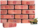 Lavender Color Cobble Brick