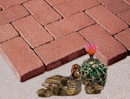 Lavender Color Cobble Paver