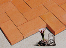 Golden Peach Color Wirecut Paver