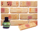 Golden Cream Color Cobble Brick Veneer